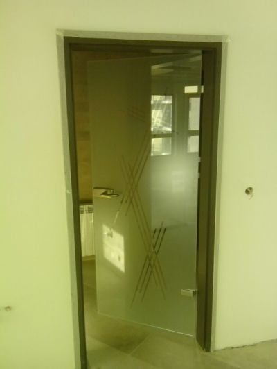 Стъклени и интериорни врати - Железн Стил - София