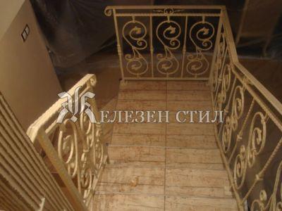 Парапети за стълбища - Железн Стил - София
