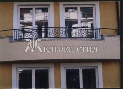 Парапети за тераси - Железн Стил - София