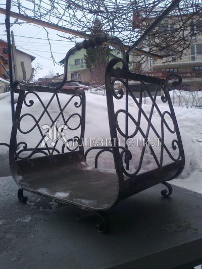 Изделия от ковано желязо - Железн Стил - София