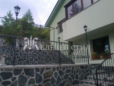Стълбищни парапети - Железн Стил - София