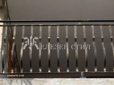 Терасни парапети - Железн Стил - София